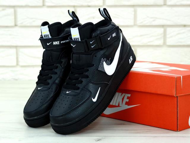 Nike Air Force 1 Mid 07 LV8 Utility Pack фото