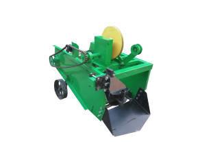Картофелекопалка транспортерная для мототрактора КМТ-1-44, фото 2