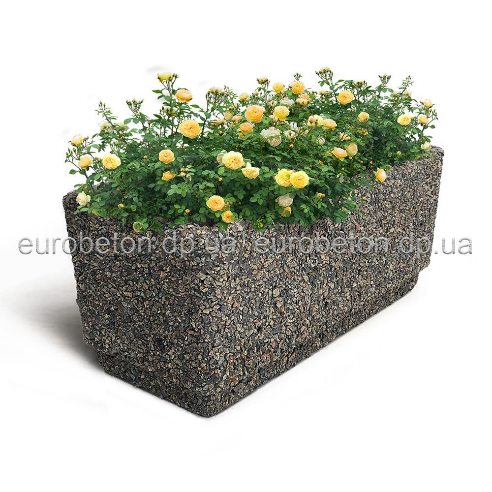 Мытый бетон вазон купить фибробетон изделия на заказ