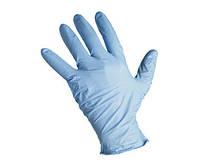 Перчатки нитриловые, не припудренные, одноразовые (упак./50 пар), фото 1