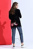 Сильная женская джинсовая куртка 42-46р. , фото 2