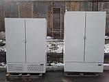 Холодильный шкаф Технохолод б у, Холодильный шкаф глухой б у, двухдверный холодильный шкаф б у, фото 3