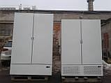 Холодильный шкаф Технохолод б у, Холодильный шкаф глухой б у, двухдверный холодильный шкаф б у, фото 6