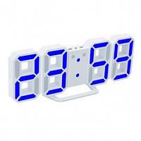 Электронный часы EL-6609 blue (22.5x8см), фото 1