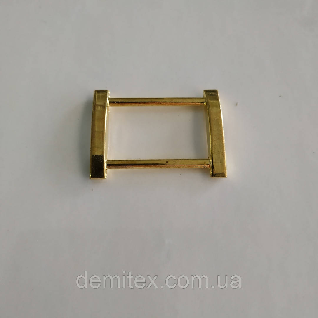 Рамка Римская золото 25х15мм