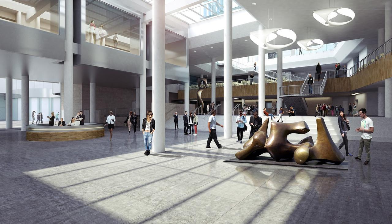 Дизайн интерьеров общественных зданий (нежилых)