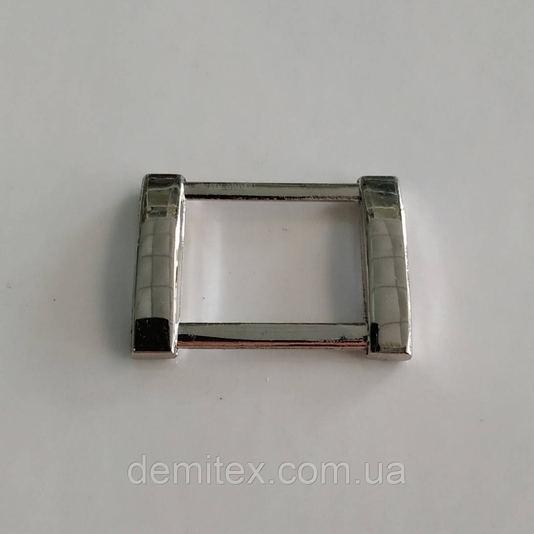Рамка Римская никель 16х12мм