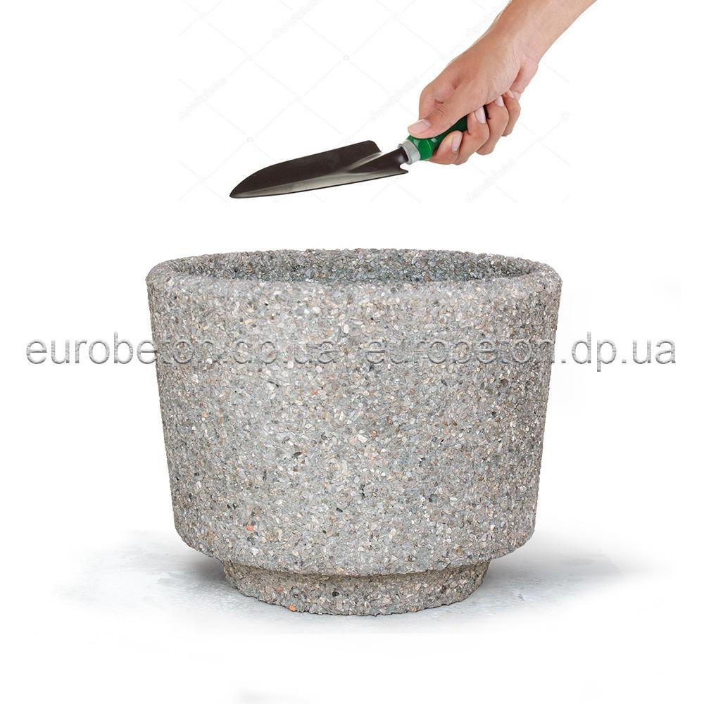 Мытый бетон вазон купить сколько бетона калькулятор