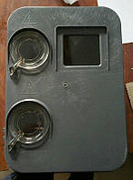 Уличный прозрачный бокс для 3 фазного счетчика