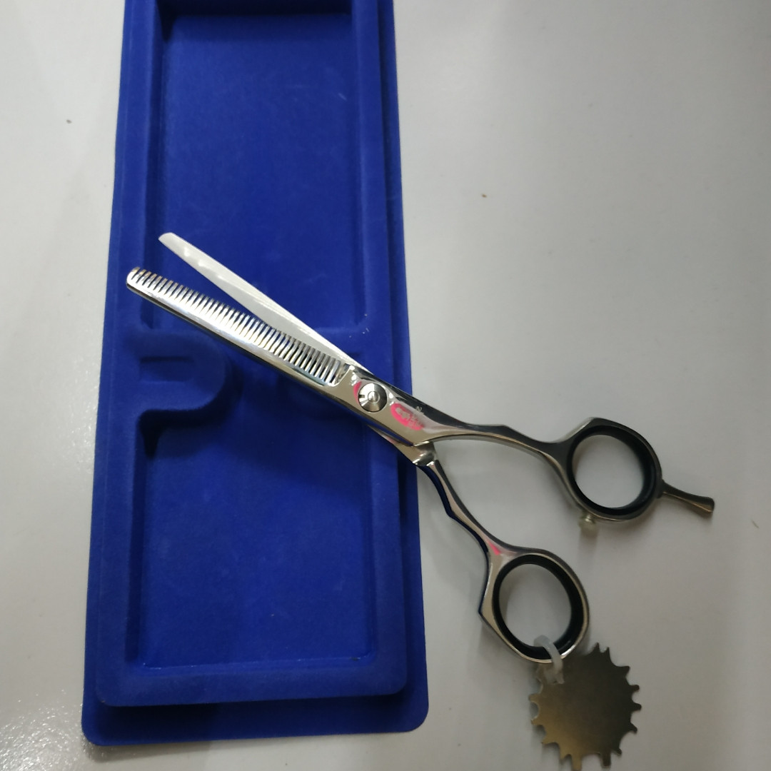 Ножницы парикмахерские филировочные