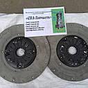 Диск сцепления Т150 ведомый муфты 150.21.024-2, фото 2