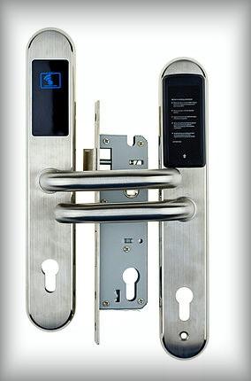 Офисный автономный RFID замок Seven Lock SL-7737