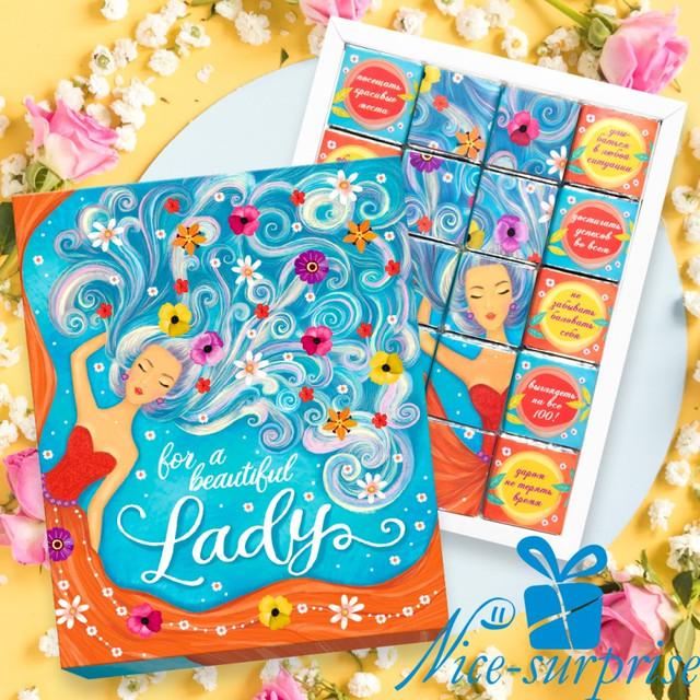 купить оригинальный подарок женщине на Новый Год