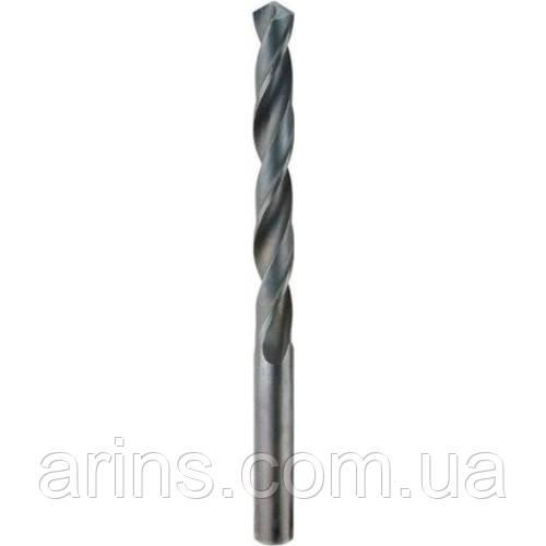Свердло ц/хв (LH) ліве 0,4 мм Р18 хвостовик 1.2 мм