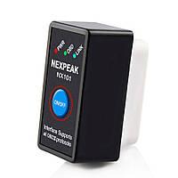 Диагностический OBD2 сканер ELM327 mini v1.5 NX 101, bluetooth