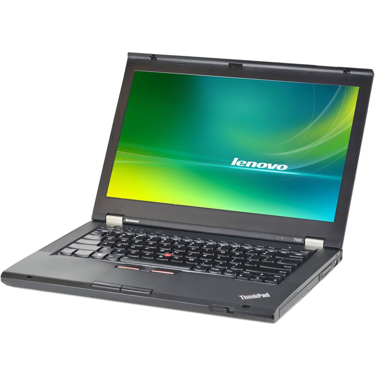 """Ноутбук для работы, дома и учебы Lenovo T430/14.1""""/i5(III GEN)/8 RAM/240SSD"""