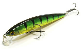 Воблер Lucky Craft Flash Minnow 80SP-280 Aurora Green Perch