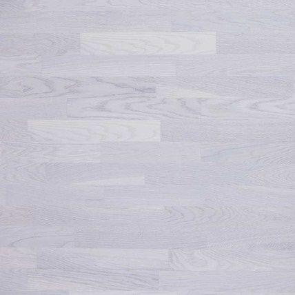Паркетная доска BEFAG Дуб Robust, жемчужно-белый лак 568317