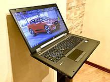 "Игровой ноутбук HP EliteBook 8770W/i5(3GEN)/16Gb/SSD256Gb/ nVidia 1Gb /17.3""/HD+, фото 3"