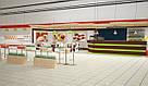 Дизайн интерьеров общественных зданий (нежилых), фото 3