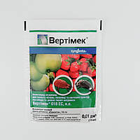 Инсекто-акарицид Вертимек 018 ЕС, к.э. Syngenta 10 мл
