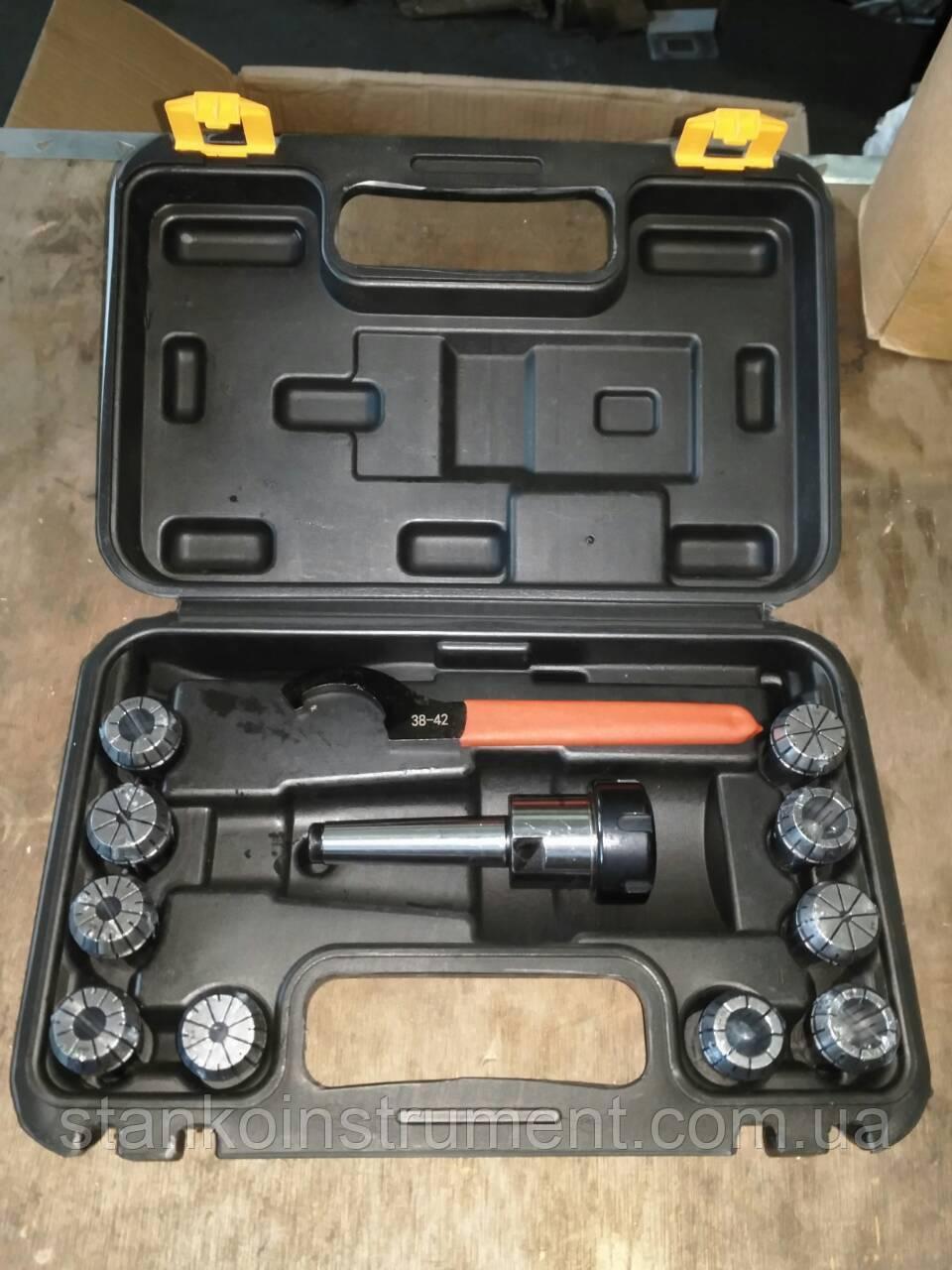 Цанговий патрон MK2/M10/ER25