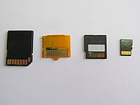 Куплю карты памяти SD, mSD, MMC, CF, xD и др.