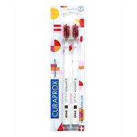 Зубні щітки Curaprox 5460 DUO Art Ultra Soft
