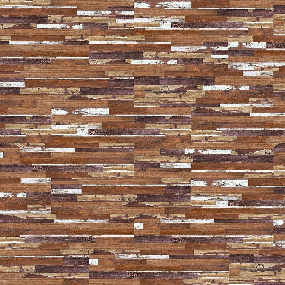 Коркове покриття для підлоги Loft Ring з фотодруком 33 клас товщина 11мм
