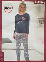 Пижама женская(кофта,брюки)