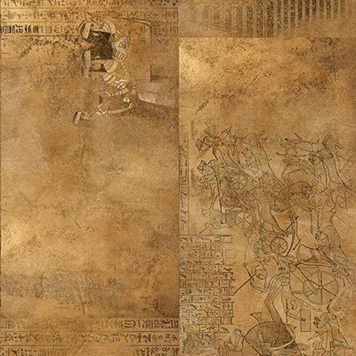 Сorkstyle Adventures Children Pharaon пробковый пол с фотопечатью 33 класс 11мм толщина