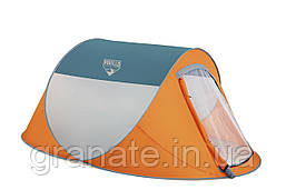 Палатка четырёхместная 210х240х100 см