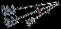 Миксер для строительных смесей (венчик) 120*600mm