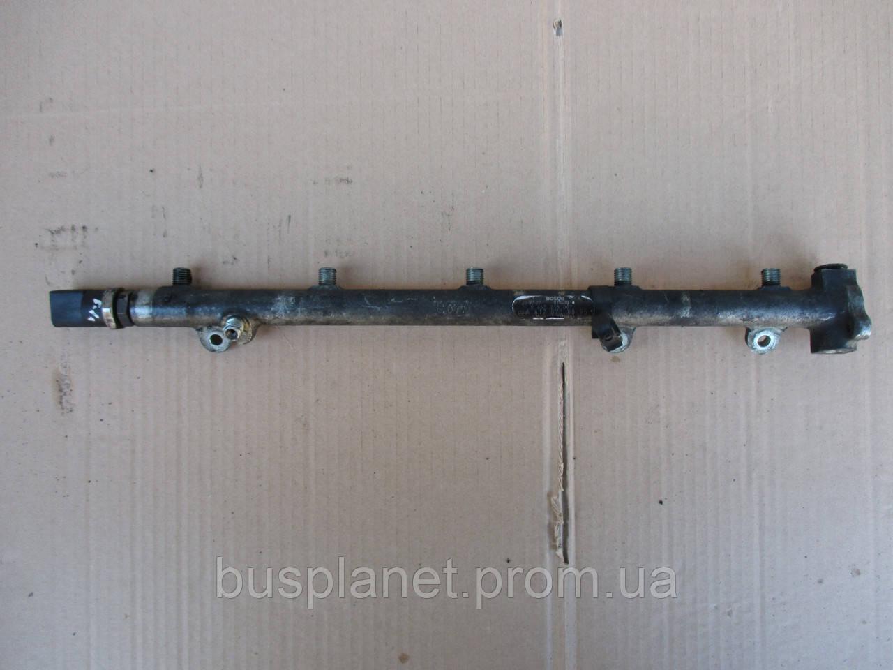 Рампа форсунок - Common Rail (топливная рейка, распределитель) (с передним датчиком)
