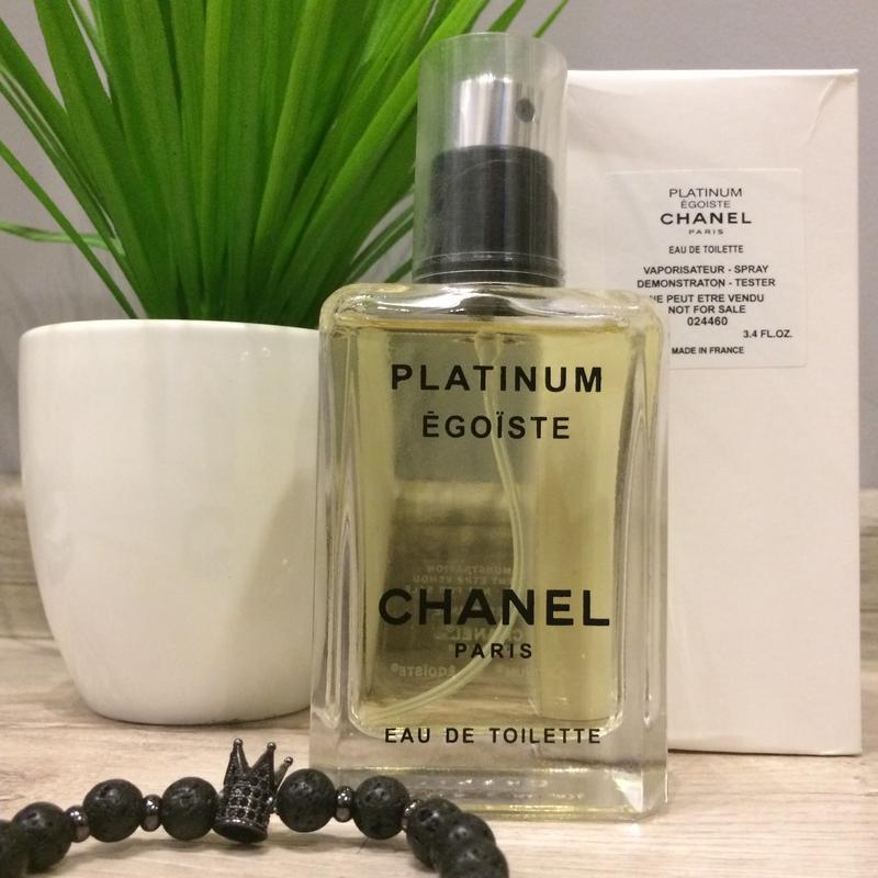 Духи Chanel Platinum Egoiste 100мл тестер шанель платинум