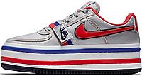 Женские кроссовки Nike Vandal 2K Metallic Silver University Red AO2868-001, Найк Вандал 2К