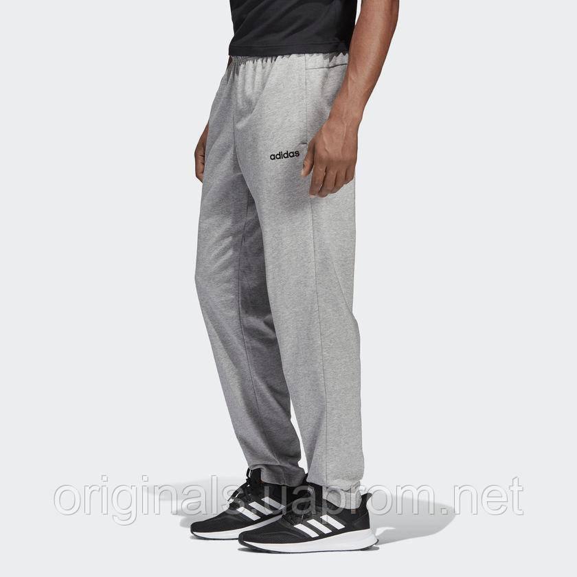 Спортивные серые брюки Adidas мужские E PLN T PNT SJ DQ3062