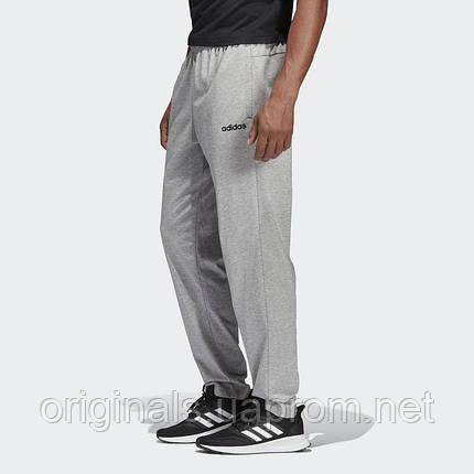 Спортивные серые брюки Adidas мужские E PLN T PNT SJ DQ3062, фото 2