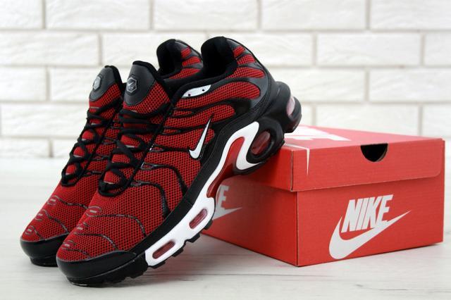 Nike Air Max TN Plus Black фото