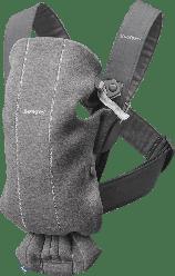 "Рюкзак ""BB®Baby Carrier Mini (Dark grey 3D, Jersey)"""
