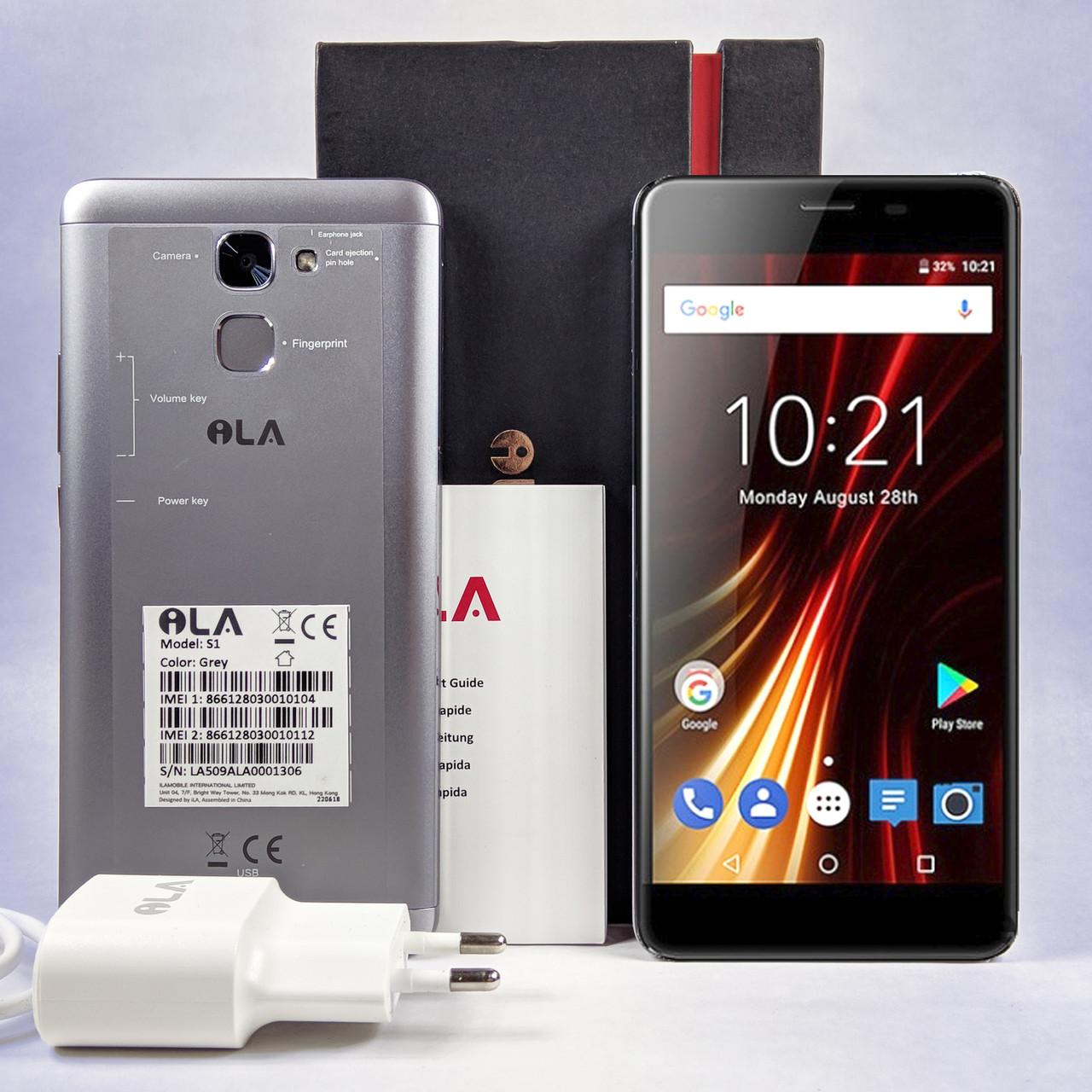 "ILA S1 5.5"" | 2/16Gb | 5000 мАч | FullHD | 4G"
