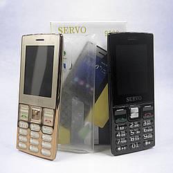 Телефон мобильный SERVO V9300 | Металл. | 480x320 + Подарок