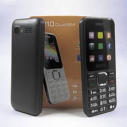 Телефон мобильный SERVO V8210 | 1500 мАч | 2 Sim