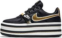 Женские кроссовки Nike Vandal 2K Black Metallic Gold AO2868-002, Найк Вандал 2К