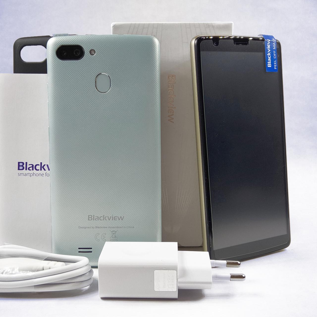 "Blackview a20 Pro 5,5"" | 2/16Gb | HD+ | Face ID + Бампер, пленка"