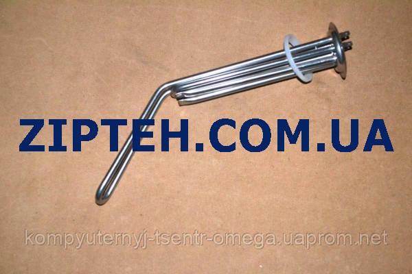 Тен для бойлера универсальный 2000W (нержавейка,D=72mm,коса)