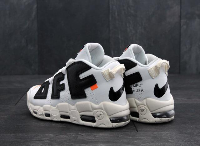 Nike Air More UpTempo Off White