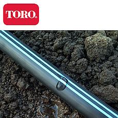 Капельная лента щелевая Aqua-TraXX шаг 10см 300м (размотка), фото 3