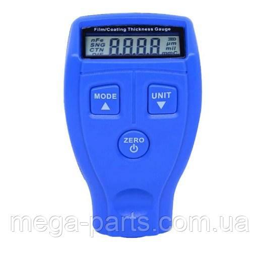 Точный автомобильный толщиномер GM-200 (измерение ЛКП, краски)  Синий