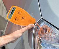 Точный автомобильный толщиномер GM-200 (измерение ЛКП, краски)  Оранжевый